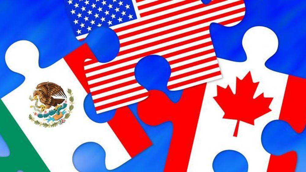 ΗΠΑ: Η Βουλή των Αντιπροσώπων ενέκρινε την νέα εμπορική συμφωνία με Καναδά - Μεξικό (USMCA)