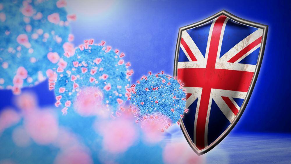 Βρετανία: Τα κρούσματα της παραλλαγής Δέλτα αυξήθηκαν κατά 79% σε μία εβδομάδα
