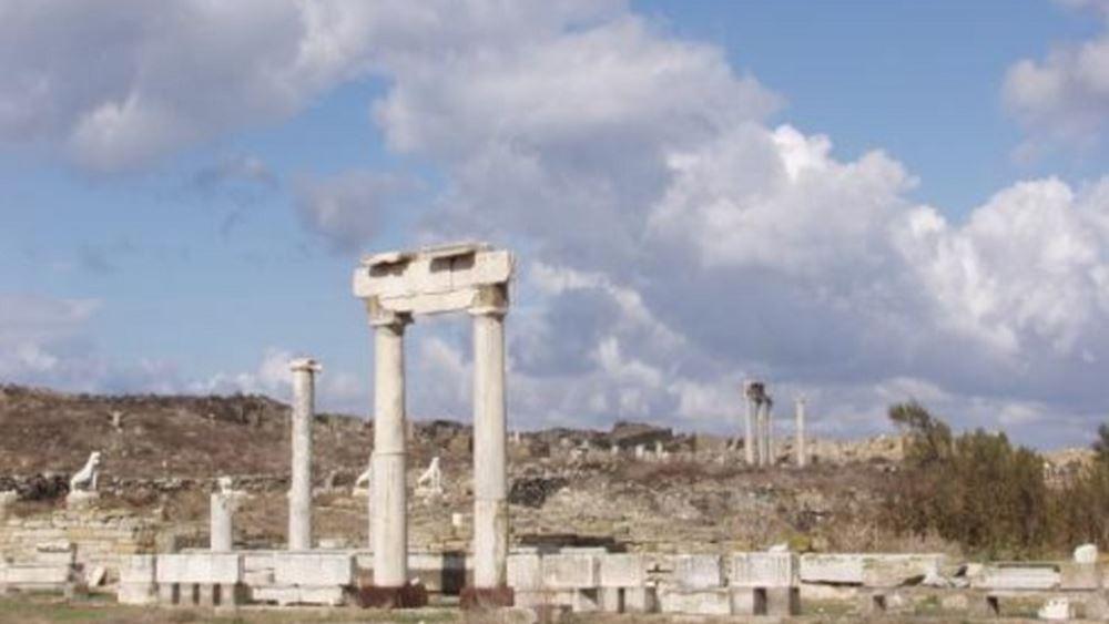 Παρεμβάσεις σε Δήλο και Μονή Δαφνίου, μνημεία Παγκόσμιας Κληρονομιάς της UNESCO, μέσω ΕΣΠΑ