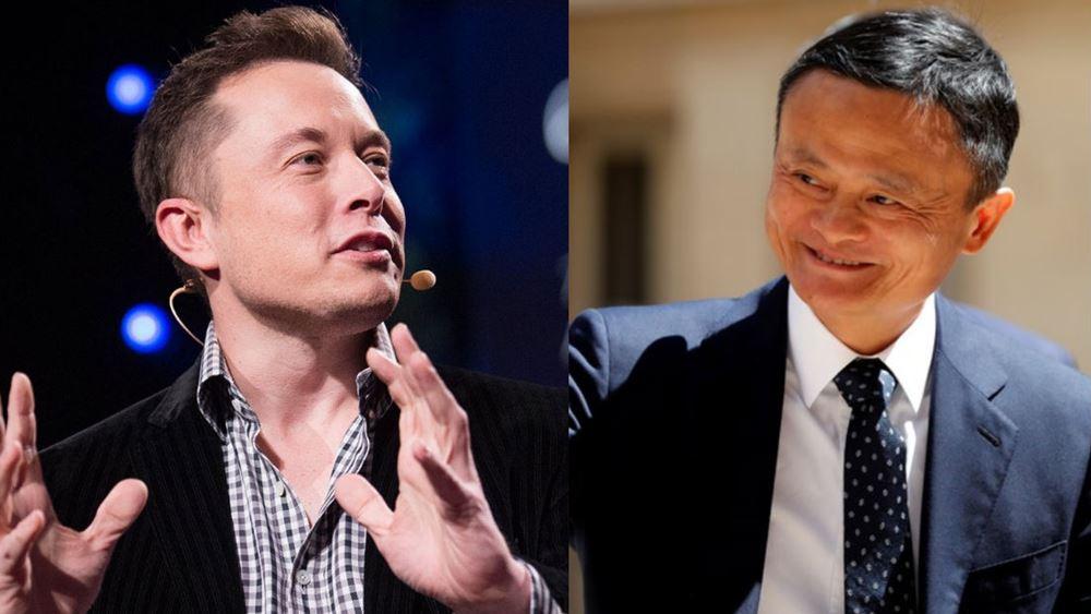 """""""Πού είναι οι εξωγήινοι;"""" Το παράξενο ντιμπέιτ των Jack Ma και Elon Musk για το διάστημα και την τεχνητή νοημοσύνη"""