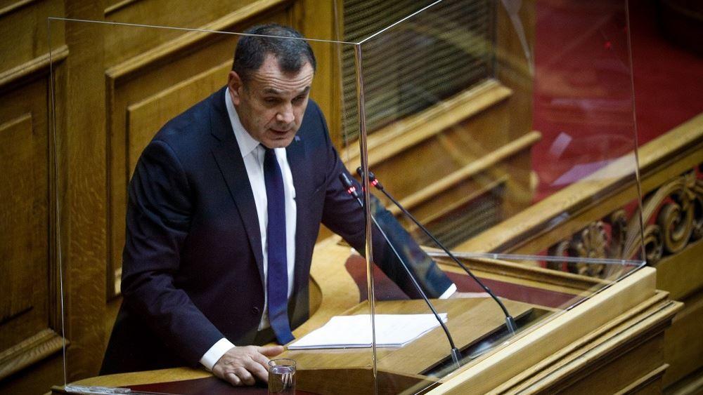 Ν. Παναγιωτόπουλος: Εμβληματικό το εγχείρημα επανεξοπλισμού των Ενόπλων Δυνάμεων