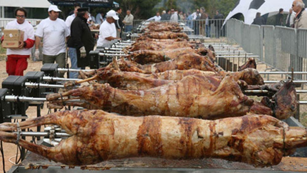 Θεσσαλονίκη: Μειωμένη η κίνηση στην πασχαλινή αγορά