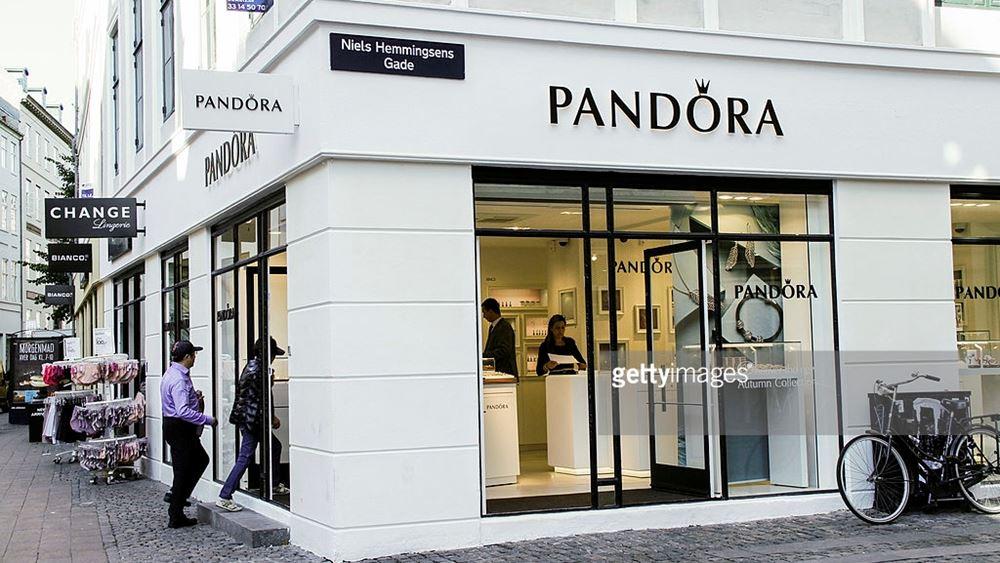 Pandora: Κλειστό το 30% των καταστημάτων της στο δ΄ τρίμηνο