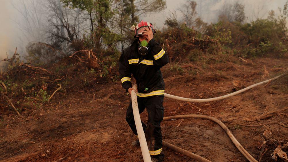 Φωτιές στον Θεολόγο: Ελεύθερος με περιοριστικούς όρους ο 14χρονος