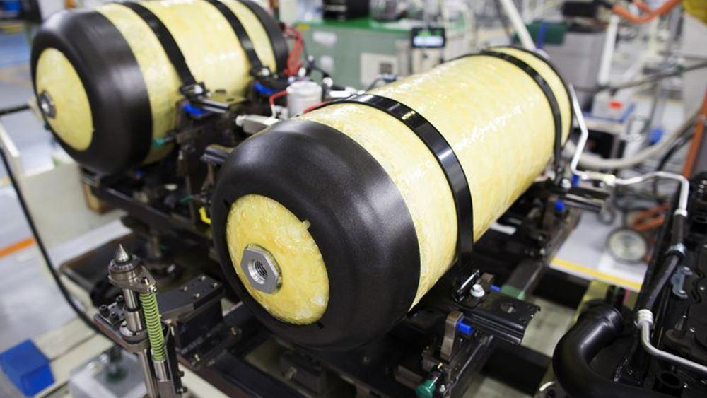 Κίνα: Επένδυση 1,75 δισ. δολαρίων για την κατασκευή βιομηχανικού πάρκου κυψελών καύσιμου υδρογόνου