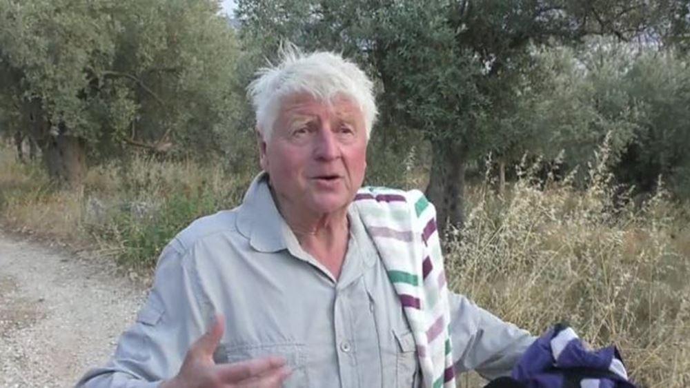 Να ανοίξει γρήγορα μια αερογέφυρα με την Ελλάδα, ελπίζει ο πατέρας του Μπόρις Τζόνσον