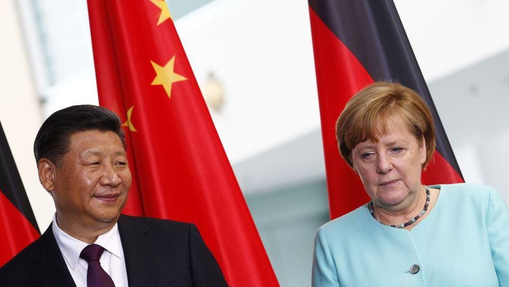 Τι ρόλο παίζει η Γερμανία στην αντιπαράθεση ΗΠΑ - Κίνας