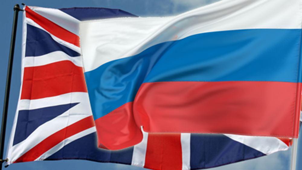 Μόσχα και Λονδίνο συμφώνησαν να επιστρέψουν οι απελαθέντες διπλωμάτες τους