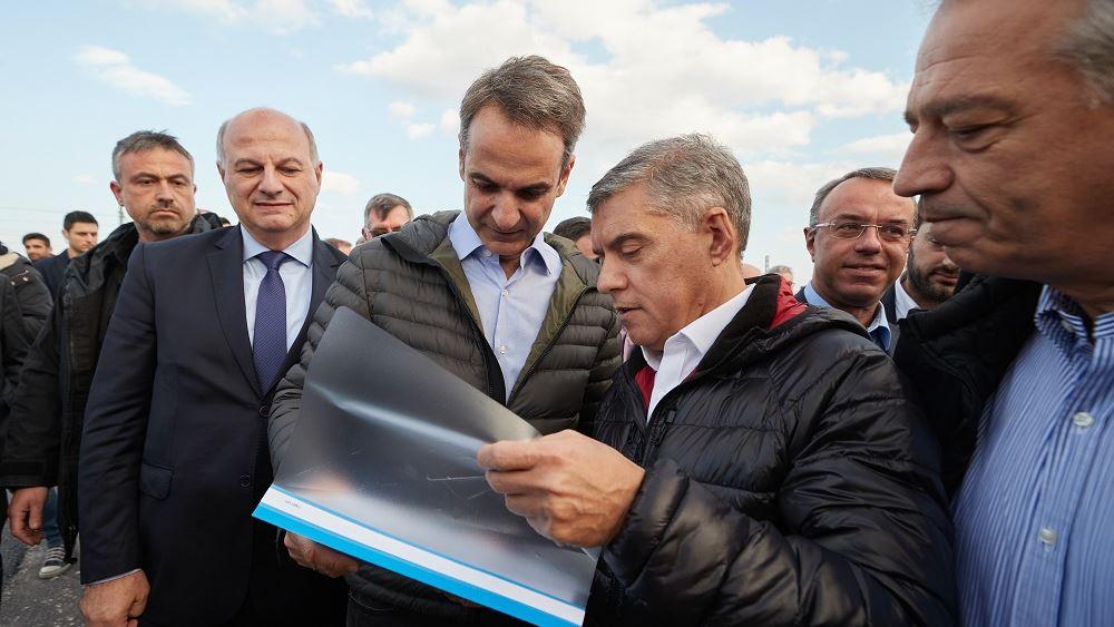 Κ. Μητσοτάκης: Η χώρα μπαίνει σε τροχιά διατηρήσιμης ανάπτυξης