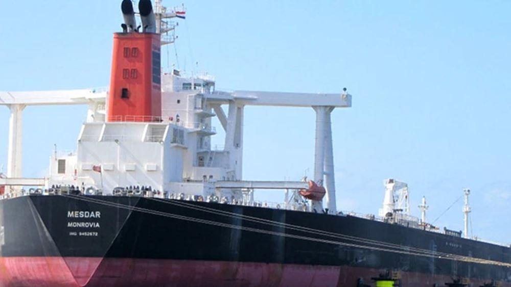 Ιράν: Απελευθερώθηκε το δεξαμενόπλοιο Mesdar