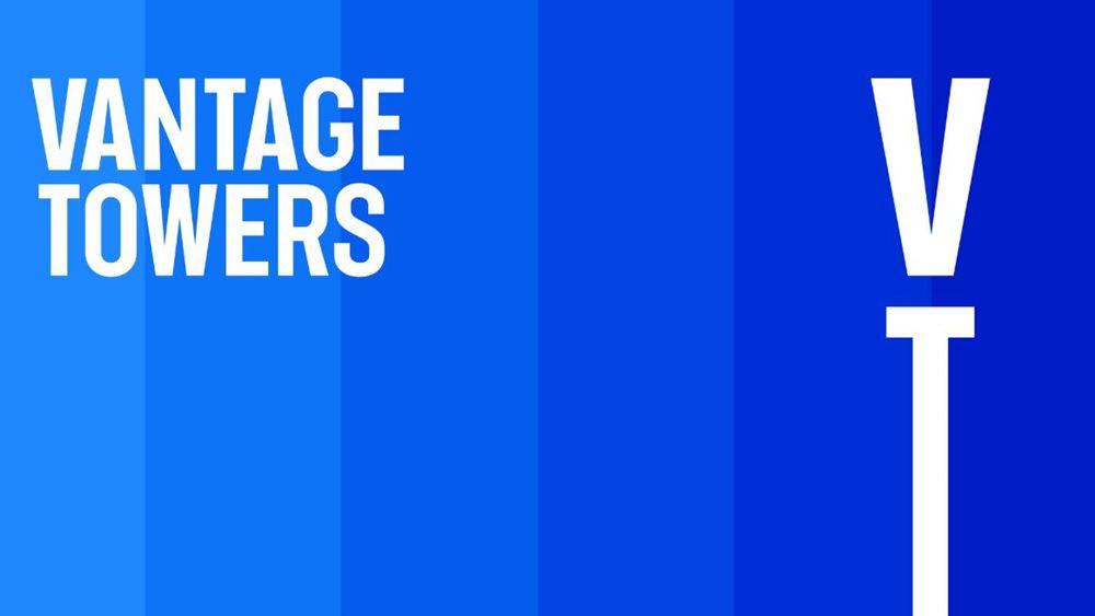 Στα 126 εκατ. ευρώ τα εκτιμώμενα ετήσια έσοδα της Vantage Towers Greece