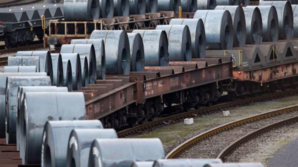 ΕΛΣΤΑΤ: Αυξήθηκε 5,1% το σύνολο των απορριμμάτων προς χρήση στη βιομηχανία σιδήρου και χάλυβα το 2018