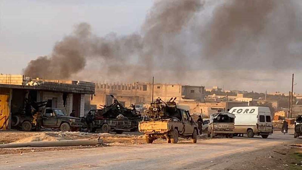 Συριακά ΜΜΕ: Τα κυβερνητικά στρατεύματα εξόντωσαν 6.100 αντάρτες μαχητές στην Ιντλίμπ