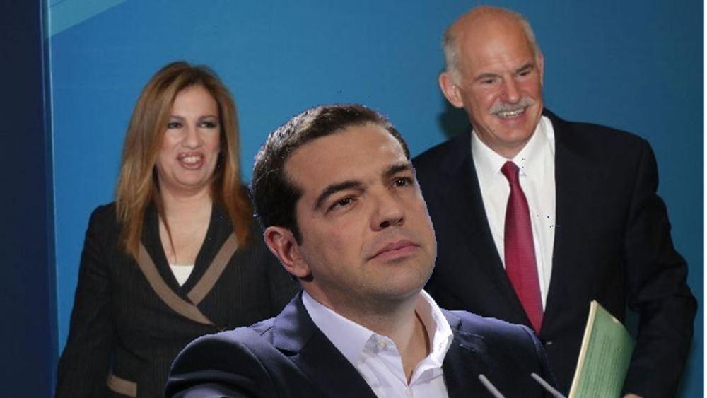 Γ. Ελενόπουλος (ΚΙΔΗΣΟ): Δεν υπάρχουν υπόγειες διαδρομές Γ. Παπανδρέου - ΣΥΡΙΖΑ