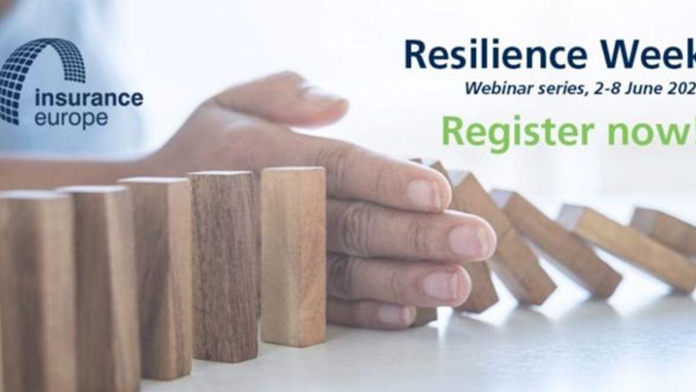 """Resilience Week"": Το μεγάλο διαδικτυακό Συνέδριο της Insurance Europe με την υποστήριξη της ΕΑΕΕ"