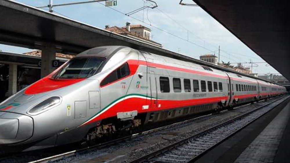 Τρένο υδρογόνου φέρνει η ΤΡΑΙΝΟΣΕ την Ελλάδα
