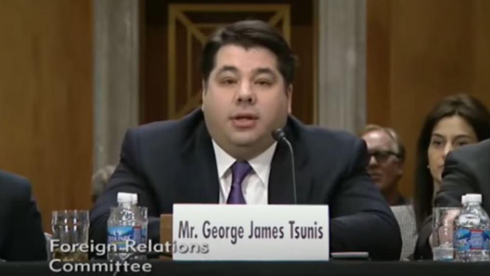 AP: Τον George Tsunis προορίζει για επόμενο πρέσβη των ΗΠΑ στην Ελλάδα ο Biden