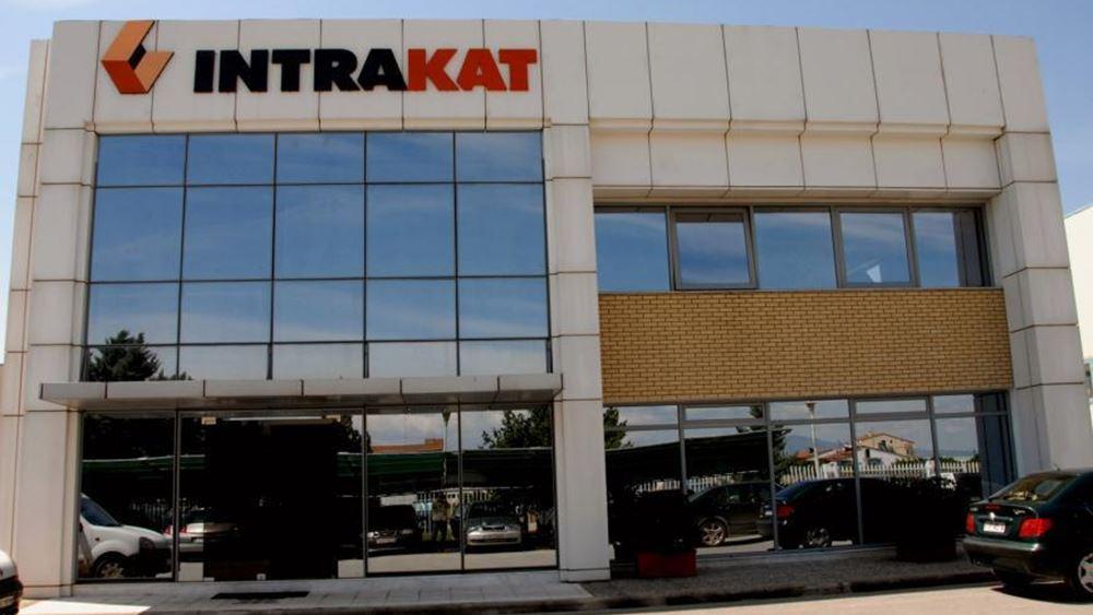 Intrakat: Βελτιωμένα τα μεγέθη του 2019