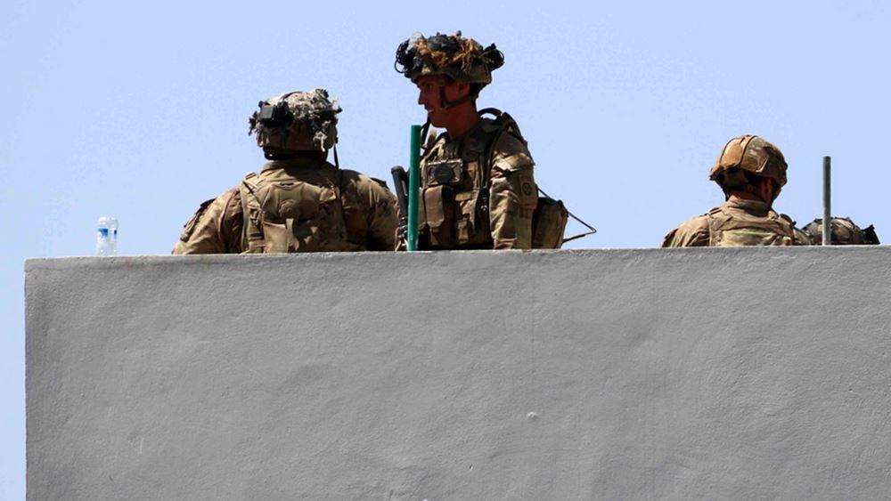 """Αφγανιστάν-εκπρόσωπος ΝΑΤΟ: """"Κάναμε ό,τι καλύτερο μπορούσαμε"""" για την απομάκρυνση πολιτών από την Καμπούλ"""