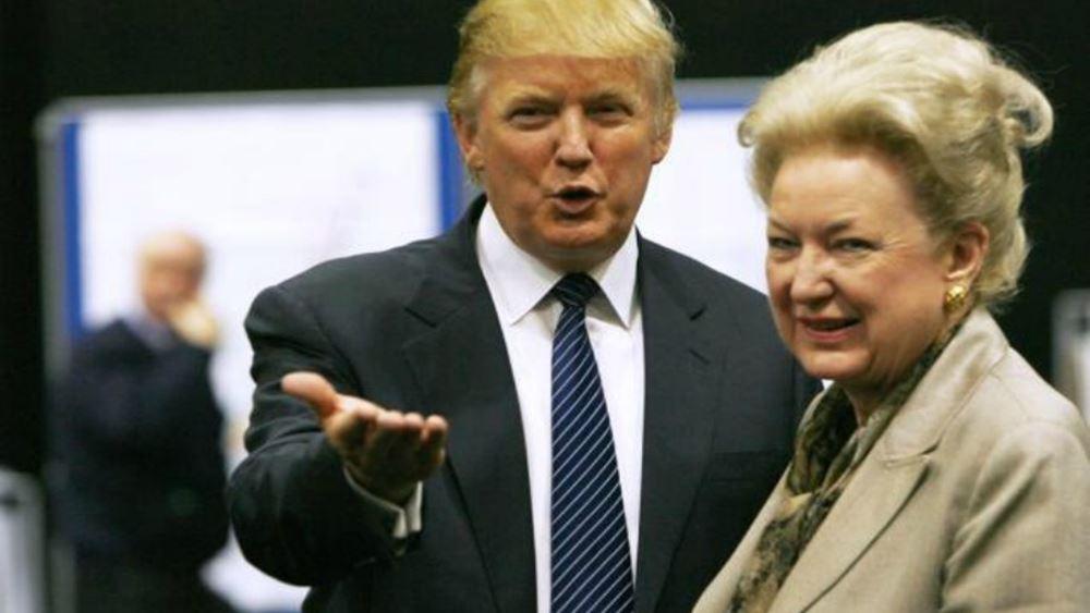 """Ο Τραμπ είναι """"άσπλαχνος"""" και """"ψεύτης"""", λέει η αδελφή του"""
