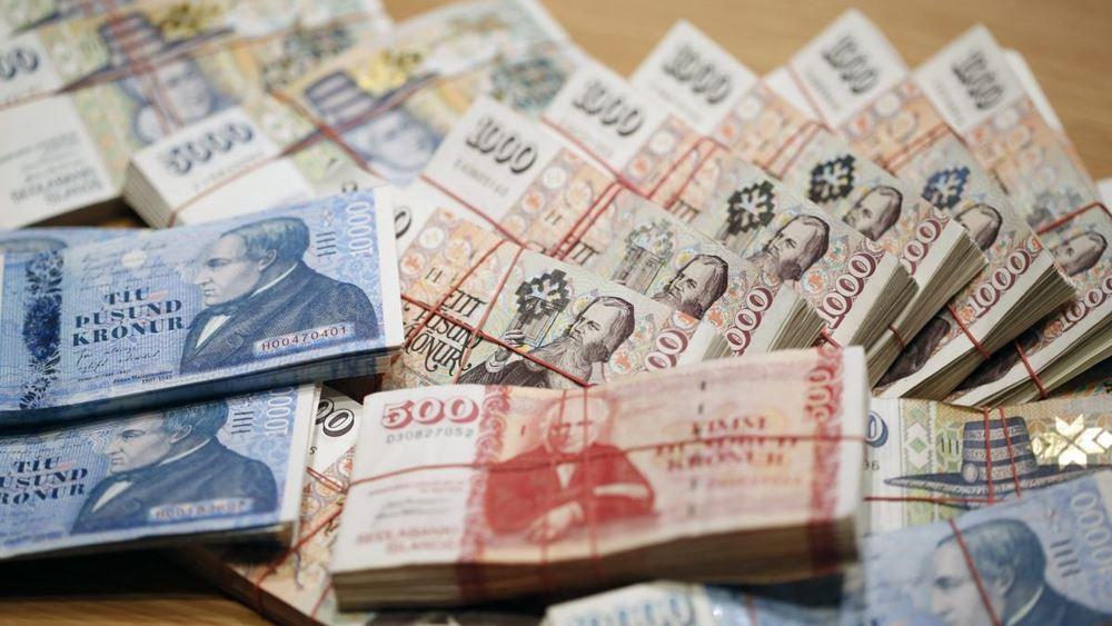 Ισλανδία: Η κεντρική τράπεζα αύξησε το βασικό επιτόκιο στο 1%