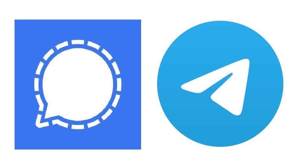 "Signal και Telegram, τα νέα ""διαδικτυακά σπίτια"" των θυμωμένων συντηρητικών"