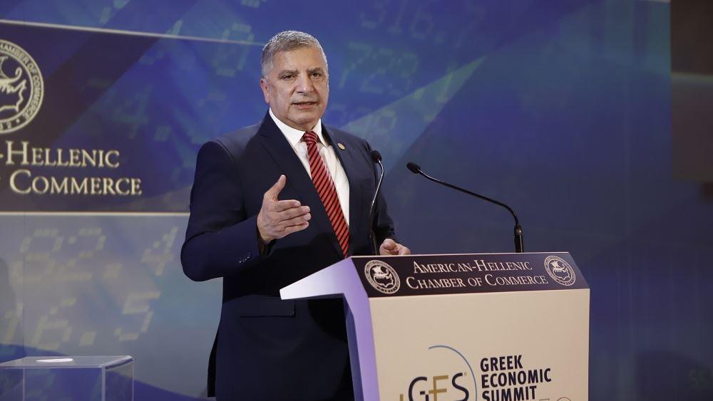 Πατούλης: Ως Περιφέρεια φροντίζουμε να διευκολύνουμε τις άμεσες ξένες επενδύσεις