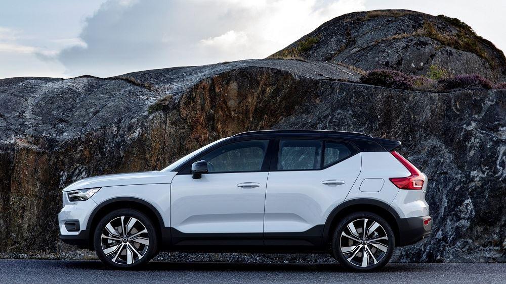 Αύξηση πωλήσεων για την Volvo στο πρώτο τρίμηνο