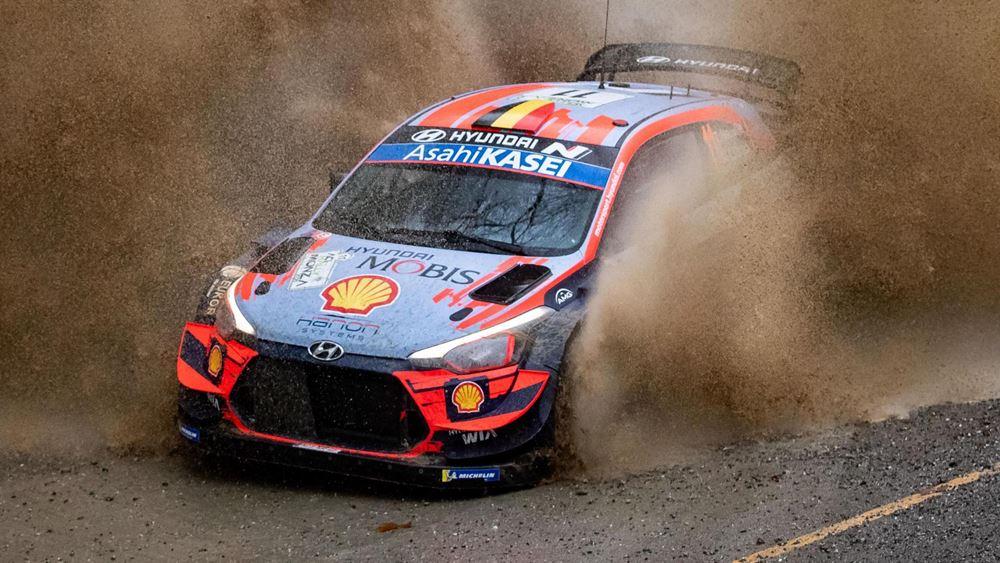 H Hyundai παγκόσμια πρωταθλήτρια στο WRC