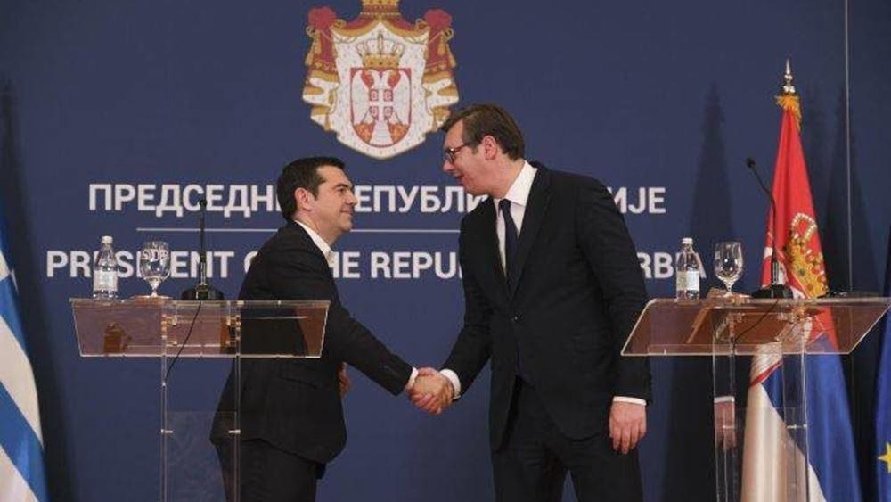 Δηλώσεις ηγετών για τα θέματα που απασχόλησαν τις εργασίες της Τετραμερούς Συνόδου στο Βελιγράδι
