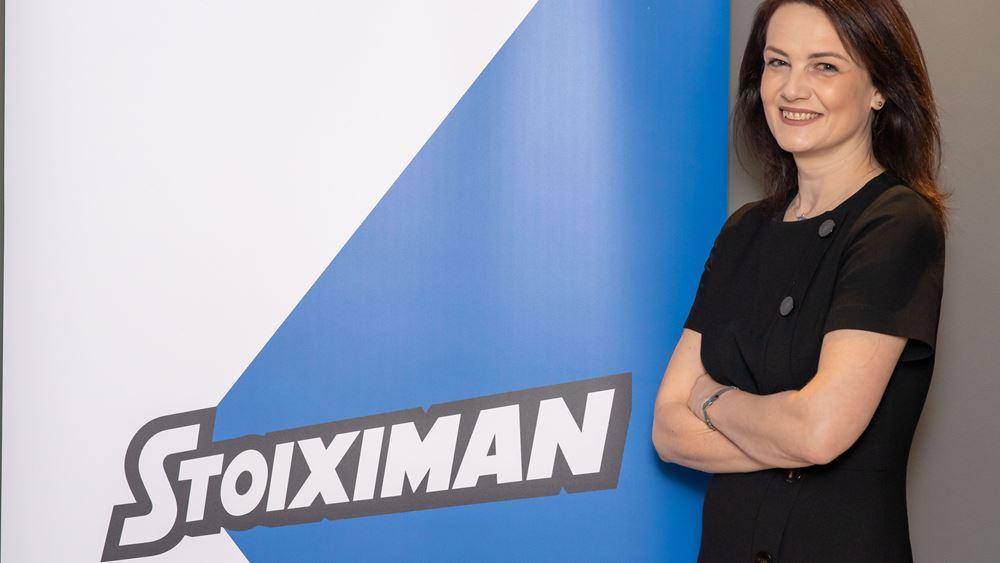 Η Αγγελική Παπαδοπούλου αναλαμβάνει καθήκοντα Corporate Affairs Director στη Stoiximan