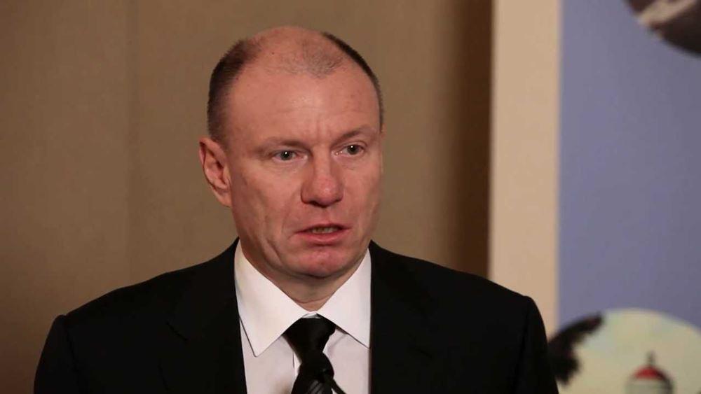 Η περιουσία του Βλ. Ποτάνιν, του πλουσιότερου Ρώσου, μειώθηκε κατά $1,2 δισ. δολάρια