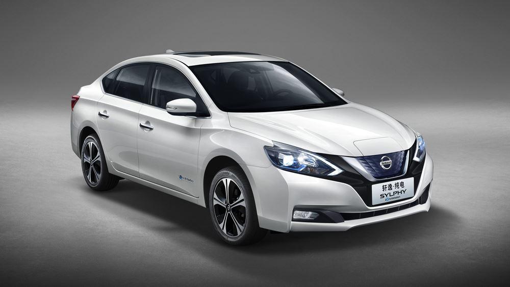 2.300 νέα ηλεκτρικά ταξί Nissan, θα κυκλοφορήσουν στους δρόμους της Κίνας