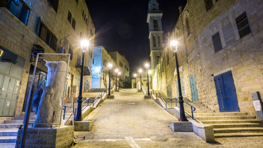 Παλαιστινιακά Εδάφη-κορονοϊός: Άνοιξε και πάλι η Εκκλησία της Γεννήσεως στη Βηθλεέμ