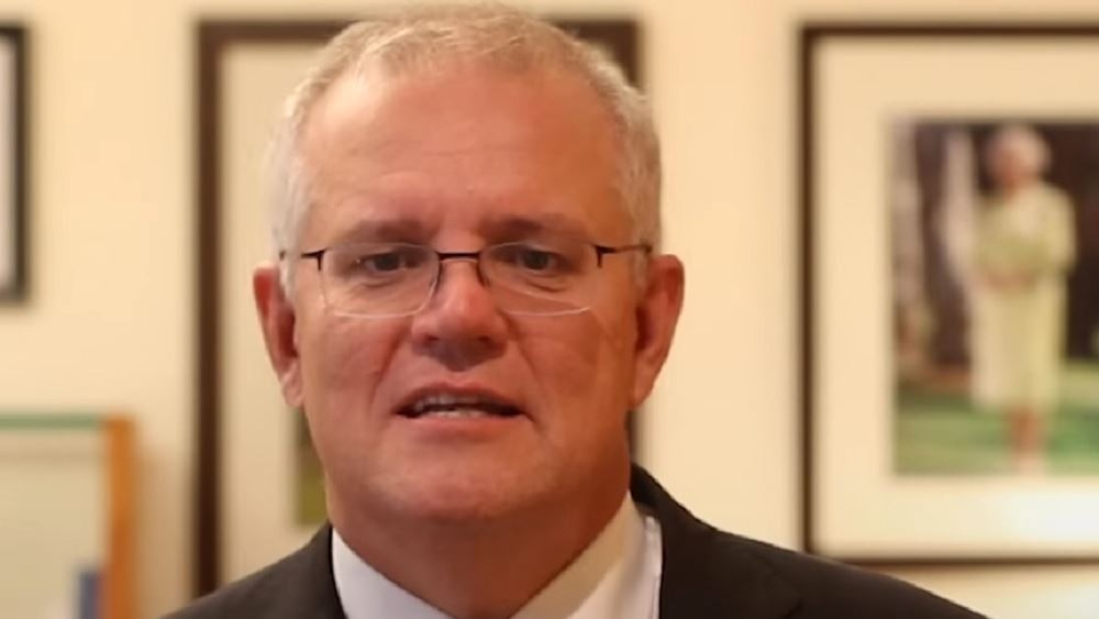 Μήνυμα του πρωθυπουργού της Αυστραλίας: «Ζήτω η Ελλάς!»