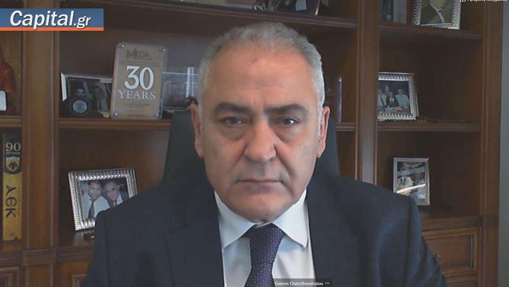 Γ. Χατζηθεοδοσίου: Το ΕΕΑ θα πρωταγωνιστήσει στην αναδάσωση των καμμένων της Αττικής