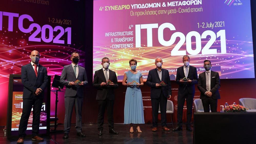 """ΑΔΜΗΕ: Η διασύνδεση Κρήτης - Πελοποννήσου βραβεύθηκε ως """"Έργο της χρονιάς 2020"""""""