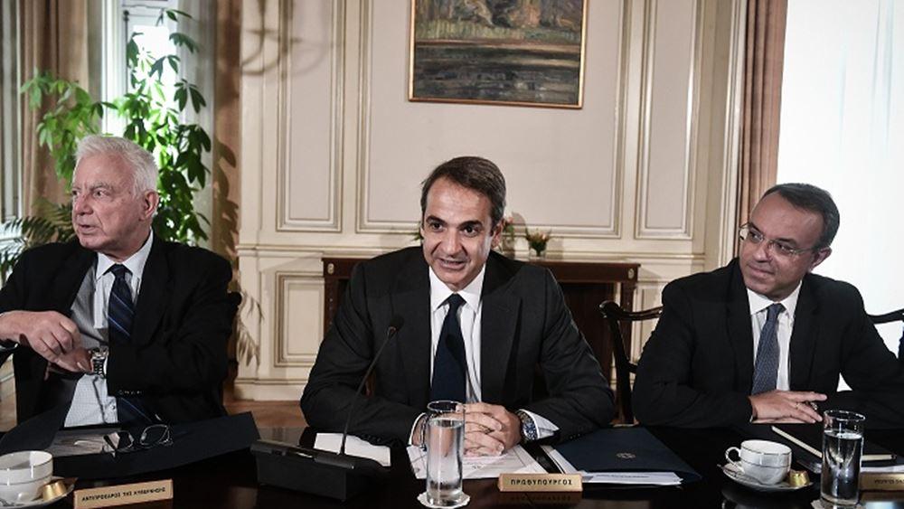 Υπουργικό συμβούλιο με άρωμα οικονομίας και αλλαγών στο ασφαλιστικό