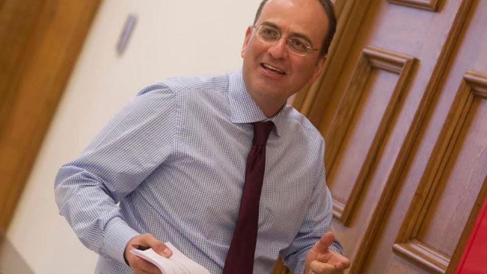 Μ. Λαζαρίδης: Μονόδρομος η εποικοδομητική επαναπροσέγγιση με τη Βρετανία