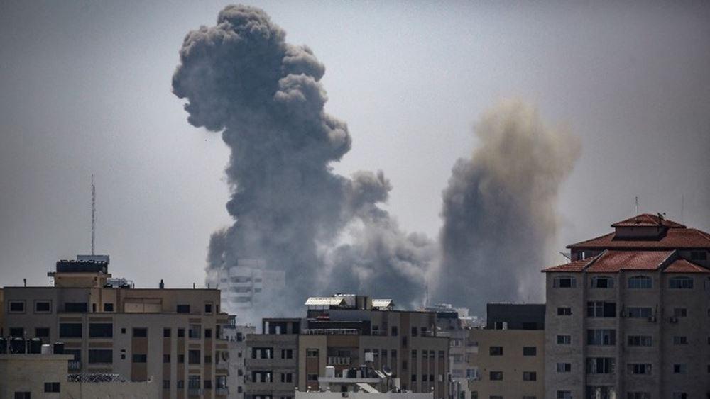 Ισραήλ: Η Χαμάς έκρυβε ηλεκτρονικό σύστημα παρεμβολών στο κτήριο που βομβαρδίσαμε στη Γάζα