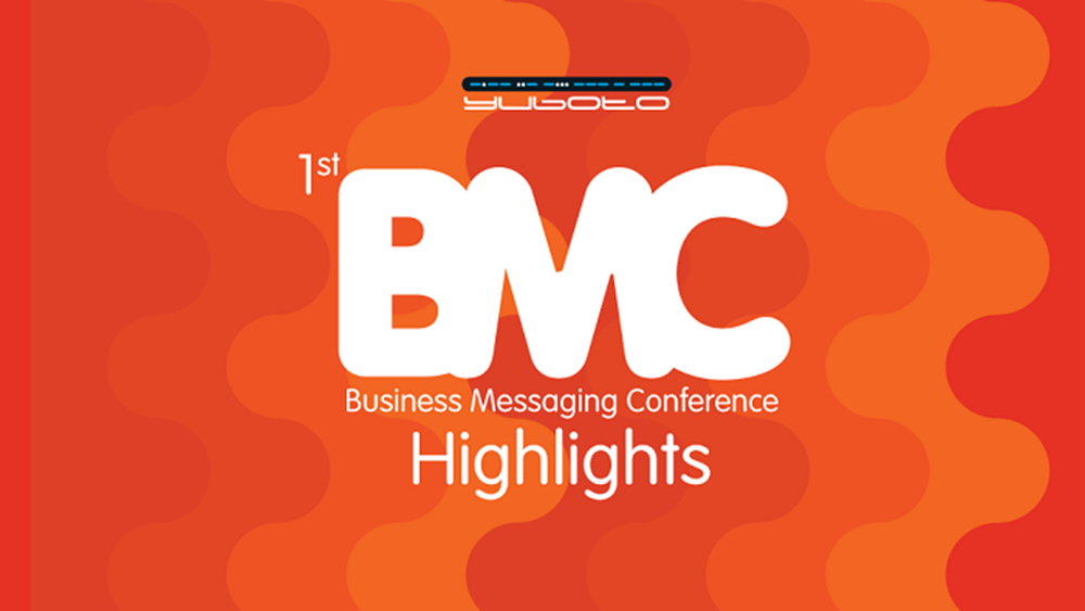 SMS & Viber Best of, στο 1ο Business Messaging Conference της Yuboto