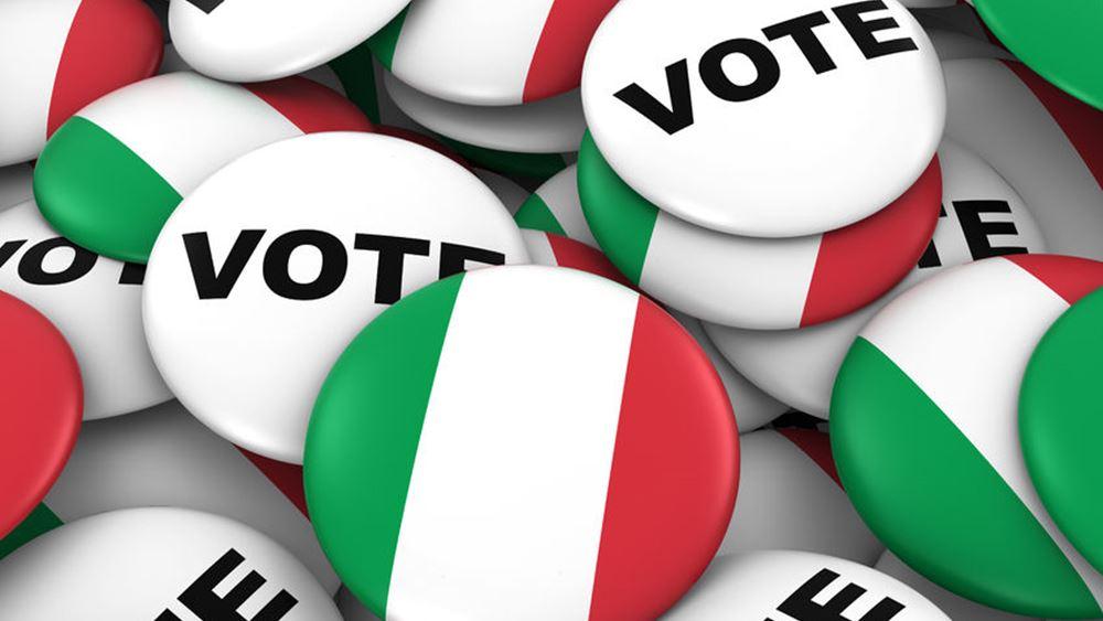 Ιταλία: Αυτοδυναμία της συντηρητικής παράταξης σε περίπτωση εκλογών δείχνει δημοσκόpηση της Ipsos