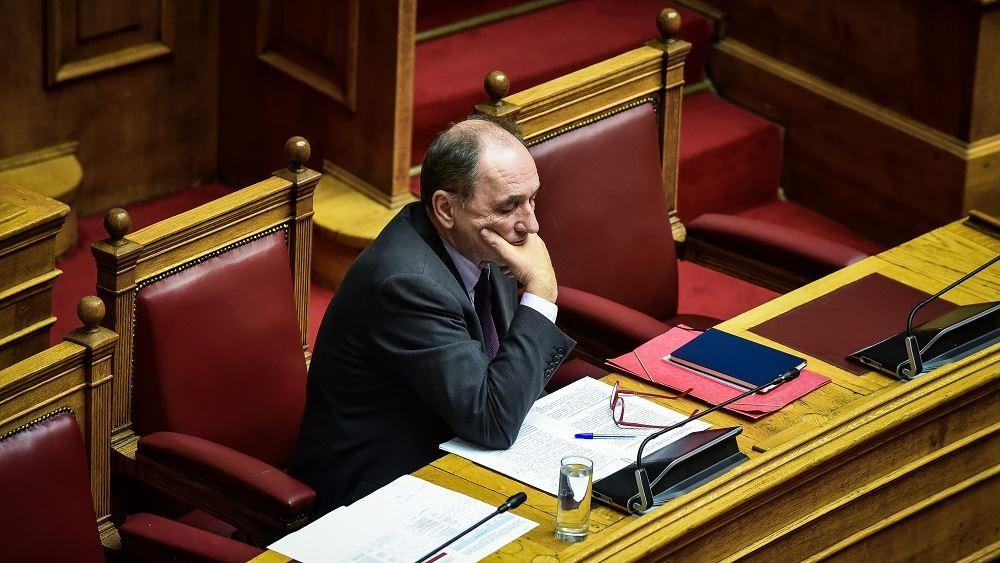Γ. Σταθάκης: Με τροπολογία θα εξαιρεθούν τα αυθαίρετα στο Μάτι