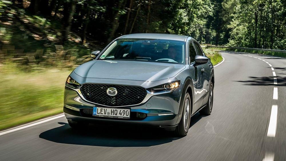 Διάκριση για το Mazda CX-30