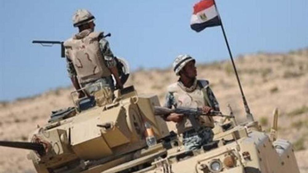 Αίγυπτος: Άλλοι οκτώ φερόμενοι ως τζιχαντιστές σκοτώθηκαν στο Σινά