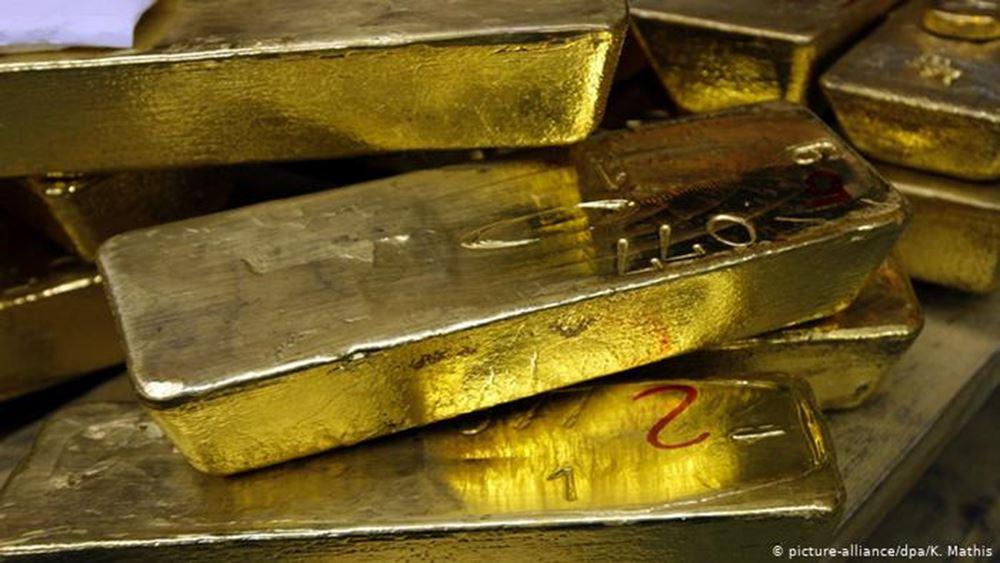 Μικρά κέρδη για τον χρυσό στην εβδομάδα