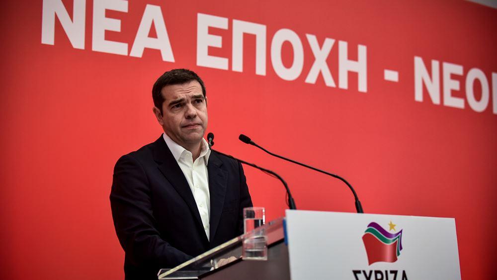Άρχισε την αντιπολίτευση ο ΣΥΡΙΖΑ