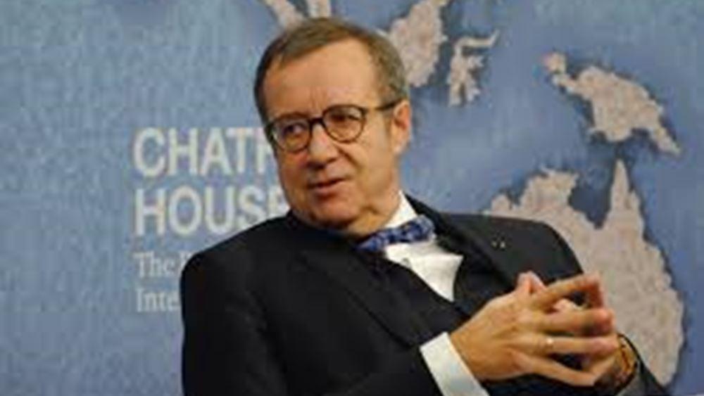 Πρώην πρόεδρος της Εσθονίας σύμβουλος του υπουργού Ψηφιακής Διακυβέρνησης Κ. Πιερρακάκη