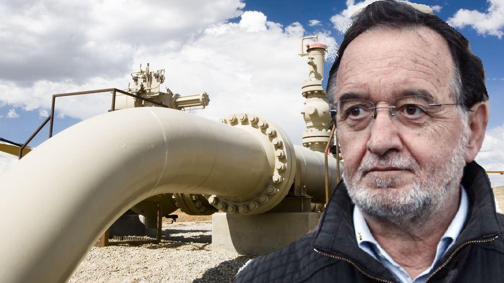 """""""Λαφαζάνειο"""" αλαλούμ με  αγωγούς και LNG"""