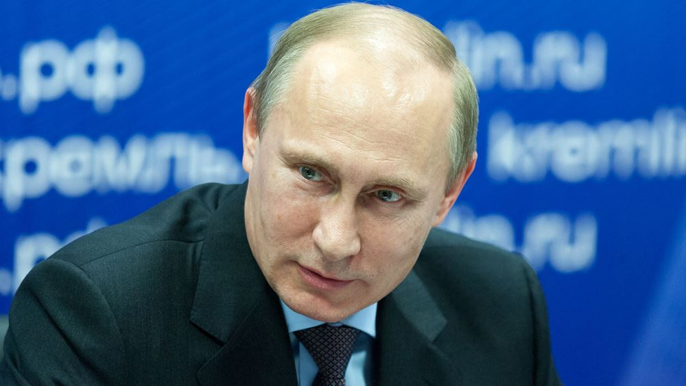 Ο Putin διόρισε τον εαυτό του Πρόεδρο... δια βίου (;)